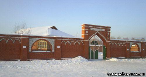 Мечеть на ул. Хилокской (район Хилокского рынка)