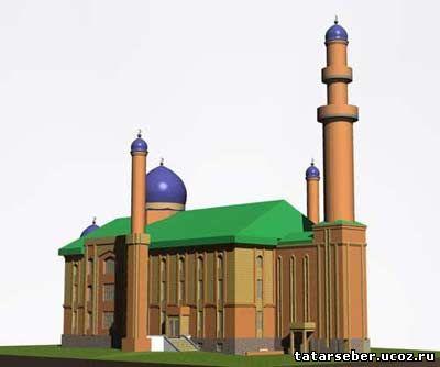 В 2005 г. в Новосибирске начато строительство четвёртой мечети на ул.Мира.