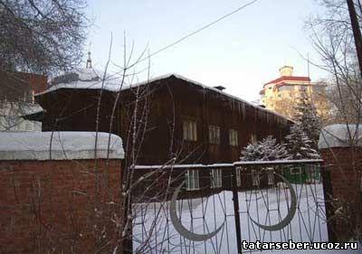 Старая мечеть, ул.Фрунзе 1а